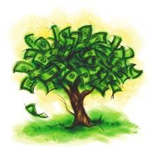 Crowdfunding Tree